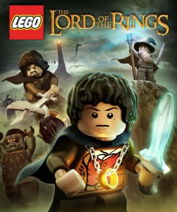 Videogiochi: altra copertina di Lego - The Lord of the Rings
