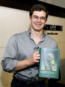 "Christopher Paolini presenta ""Inheritage"""