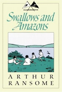 "Libro: ""Swallows and amazons"" (Rondini e amazzoni)"