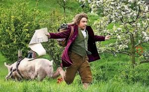 Personaggi: Bilbo Baggins