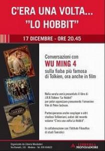 Evento presentazione libro a Modena