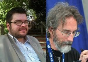 Gary Raymond e John Howe