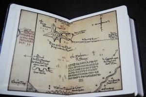 Mappa di Thror