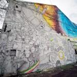 Murale di Blu: panoramica