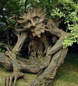 Worser Bay Tree Troll