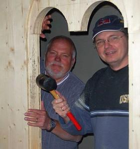 Padre e figlio Greisinger