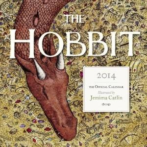 Calendario Tolkien 2014 di Jamime Catlin