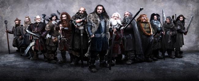 Film Lo Hobbit: i Nani