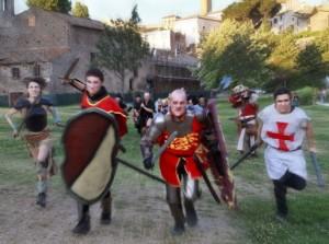 Ludika: la guerra
