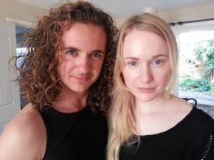 Fan film: Drew Casson e Roisin Grasby
