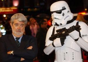 George Lucas e Starwars