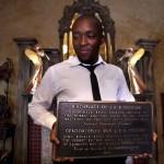 La Targa nella cattedrale di Bloemfontein