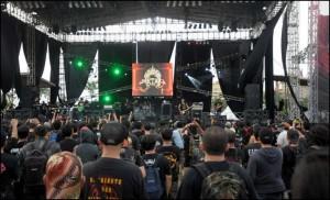 Metal: Choir concert