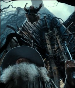 "Gandalf in ""Lo Hobbit 2 - La Desolazione di Smaug"""