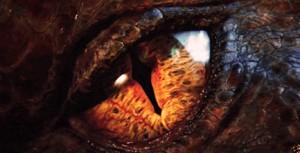 """Smaug in """"Lo Hobbit 2 - La Desolazione di Smaug"""""""
