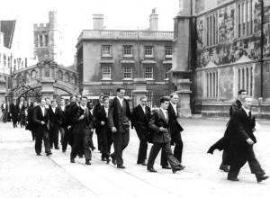 Matriculation-Oxford
