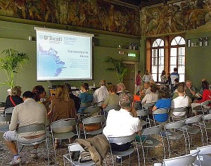 Verona: Biblioteca civica, sala Farinati