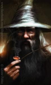 """Fabio Leone: """"Gandalf the Grey"""""""