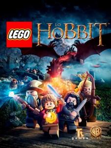 Lego LoHobbit Poster
