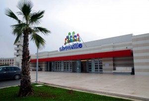 Cinema Showville di Bari