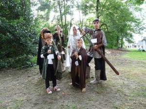 Sentieri Tolkieniani: bambini