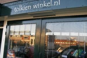 Il Tolkien shop in Olanda