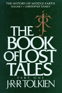 The Lost Tales Book Cover