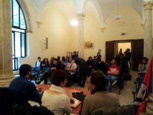 Conferenza a Siena