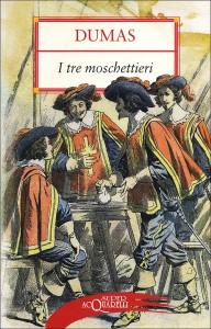 """Libri: """"I tre Moschettieri"""" di Dumas"""