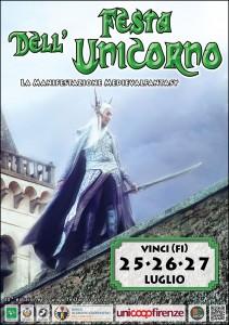 Locandina Festa dell'Unicorno