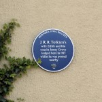 Hornsea Bank Terrace Blue Plaque
