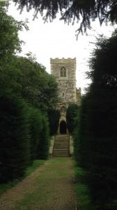 Roos: la chiesa