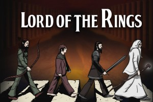 Beatles Lord of the rings