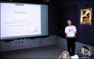 Lezioni: Thomas Honegger e i draghi