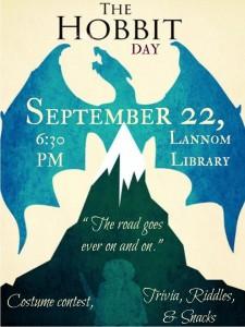 Lannom Library: Hobbit Day
