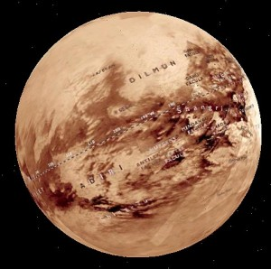 Titano, luna di Saturno