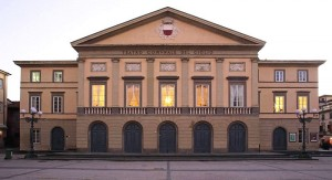 Lucca: Teatro del Giglio