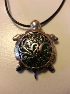 La Mithril Turtle, la tartaruga di mithril