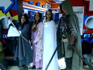 Tolkien Day: Cosplay