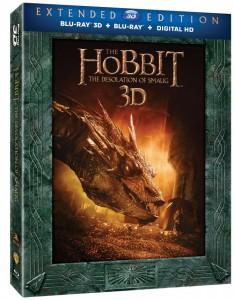 Lo Hobbit - La Desolazione di Smaug - Extended Dvd
