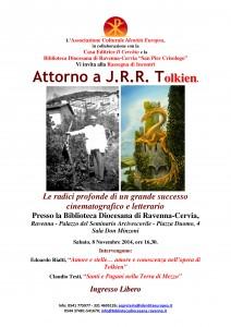 Locandina Tolkien Ravenna