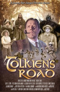 Locandina Tolkien's Road