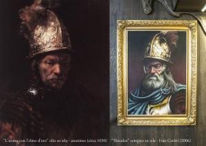 Cerchia di Rembrandt e Cavini