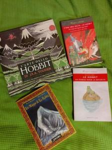 Sara Gianotto: libri dello Hobbit