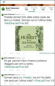 Twitt dell'AisT