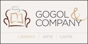 "Logo libreria ""Gogol and Company"""