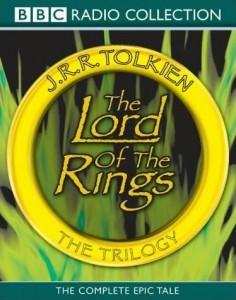 Radiodramma della BBC su Lord of the Rings (copertina del 1981)