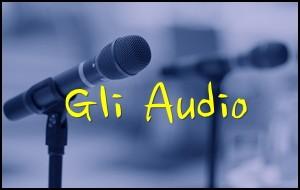 Logo Audio presentazione