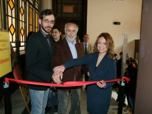 Inaugurazione mostra a Messina