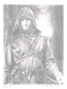 "Ivan Cavini: ""Faramir"""